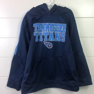 🏈NFL Tennessee Titans Youth M Hoodie